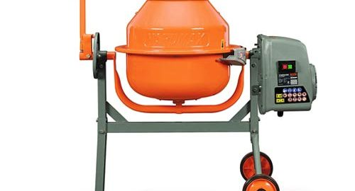Portable Cement Mixers