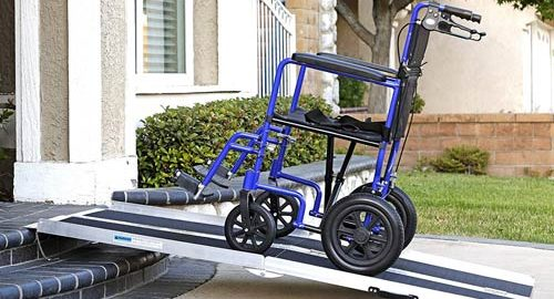 Portable Wheelchair Ramps for Home
