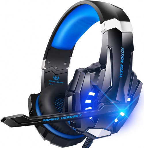 1 BENGOO G9000 Stereo Gaming Headset for PS4