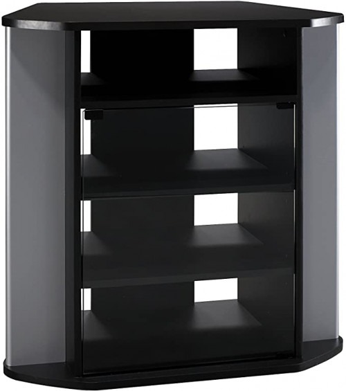 # 1 - Bush Furniture Visions Tall Corner TV Stand