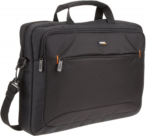 1. AmazonBasics 15.6-Inch Laptop and Tablet Bag