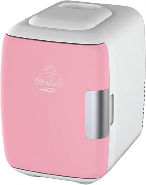 1. Cooluli Mini Fridge Electric Cooler and Warmer
