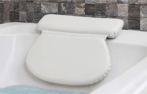 1. Epica 2X-Thick Luxury Spa Bath Pillow