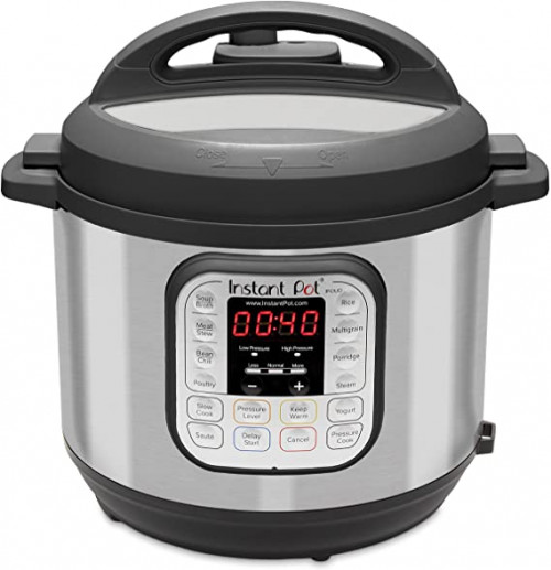 1. Instant Pot Duo 7-in-1 Electric Pressure Cooker