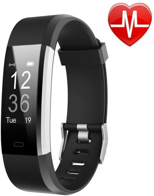 1. LETSCOM Fitness Tracker ID115Plus HR