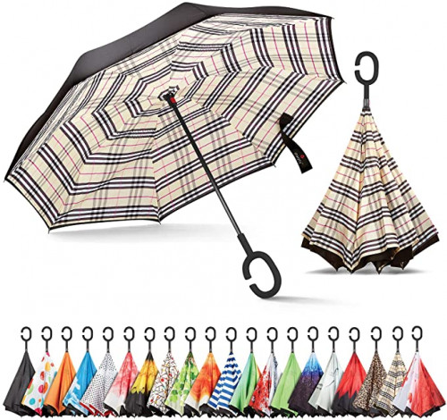 1. Sharpty Inverted Umbrella