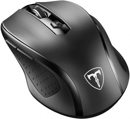 1. VicTsing MM057 2.4G Wireless Portable Mobile Mouse