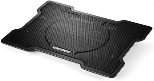 1.Cooler Master NotePal X-Slim Ultra-Slim Laptop Cooling Pad