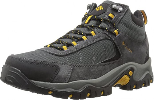 10. Columbia Men's Granite Ridge Mid Waterproof Boot