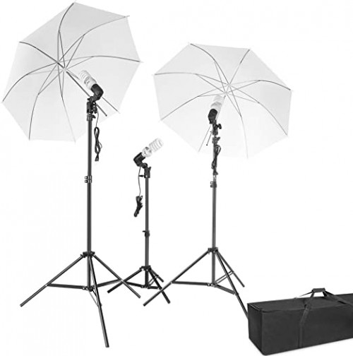 10. ESDDI Photography lighting kit