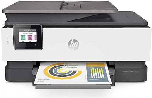 10. HP OfficeJet Pro 8025 All-in-One Wireless Printer