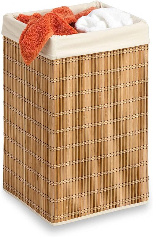 10. Honey-Can-Do HMP-01620 Square Wicker Hamper