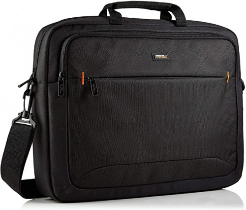 11. AmazonBasics 17.3-Inch HP Laptop Case Bag