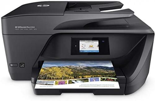 11. HP OfficeJet Pro 6968 Wireless Printer