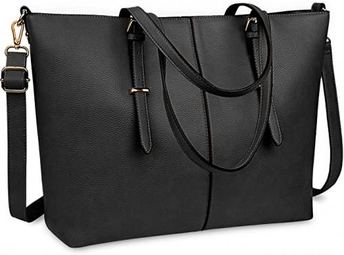 11. Laptop Tote Bag for Women