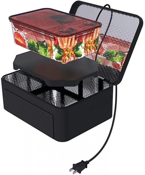 11. Portable Oven Personal Food Warmer