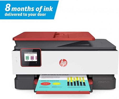 12. HP OfficeJet All-in-One Wireless Printer