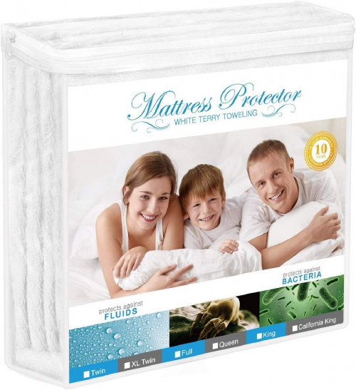 13. Adoric Mattress Protector