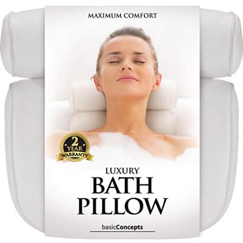 13. BASIC CONCEPTS Bath Pillow