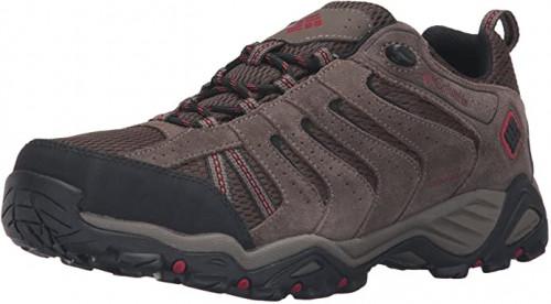 13. Columbia Men's North Plains Ii Waterproof Hiking Shoe