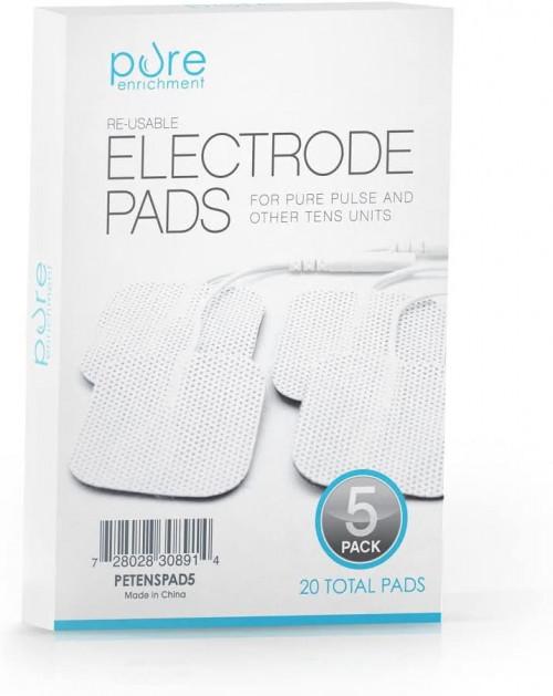 13. PurePulse TENS Electronic Pulse Massager Pads
