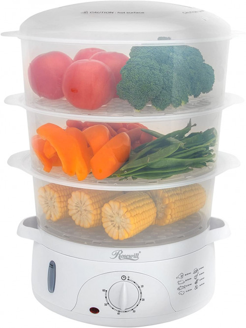 13. Rosewill Electric Food Steamer