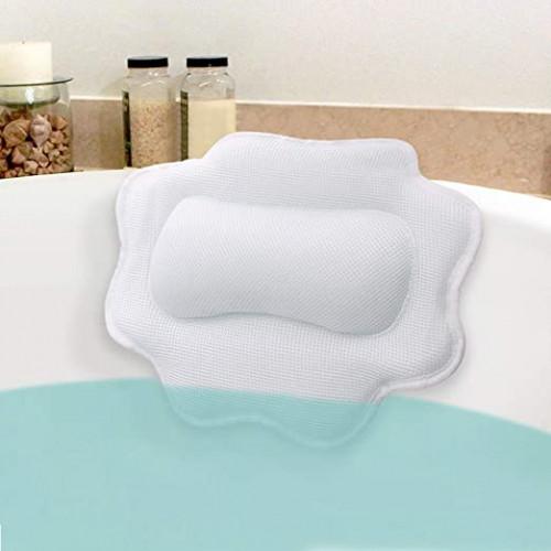 15. Beauty baby Anti-Mold Bathtub Spa Pillow