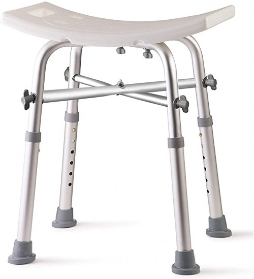15. Dr. Kay's Height Bath and Shower Chair Shower Bench