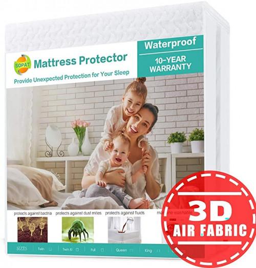 15. SOPAT KING Mattress Protector