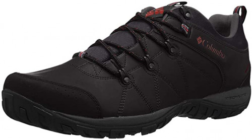 16. Columbia Men's Peakfreak Venture Waterproof Hiking Shoe