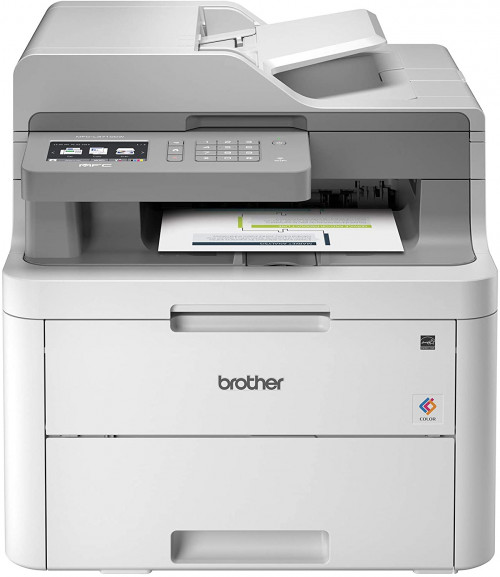2. Brother MFC-L3710CW All-in-One Printer