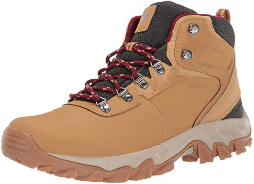 2. Columbia Men's Newton Ridge Plus II Waterproof Hiking Boot