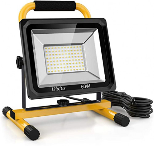 2. Olafus 60W LED Work Light