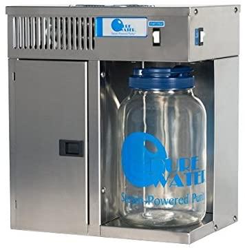 2. Pure Water Mini-Classic CT 120v Counter Top Distiller
