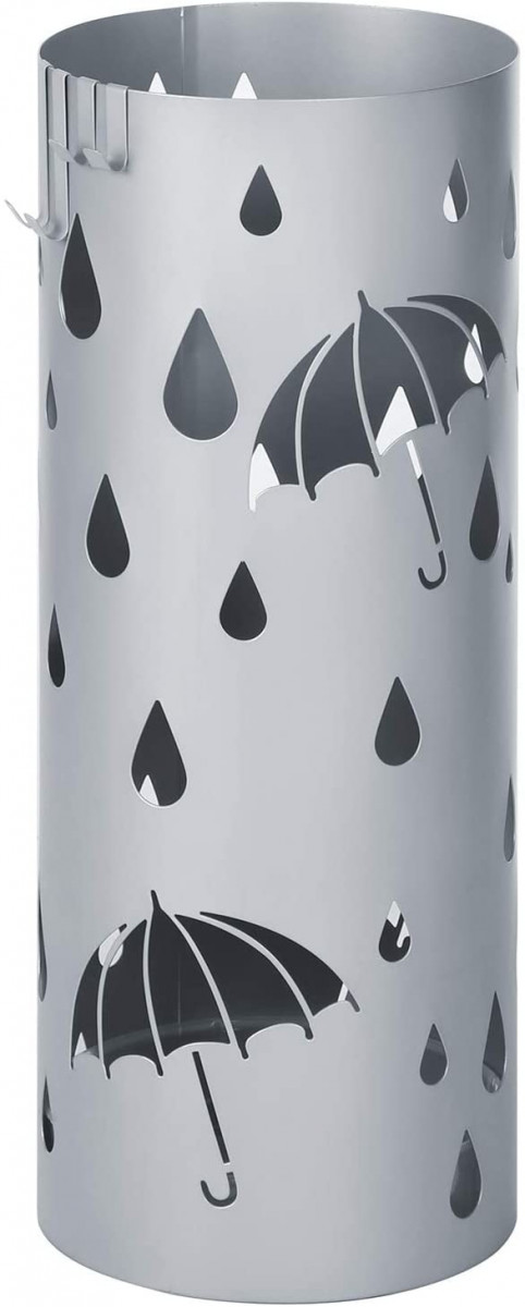 2. SONGMICS Metal Umbrella Holder
