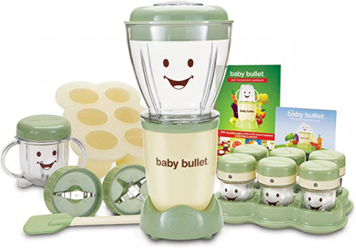 # 3 - Magic Bullet Baby Bullet Baby Care System