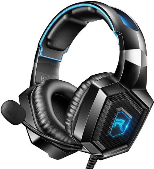 3 RUNMUS Stereo Gaming Headset for PS4