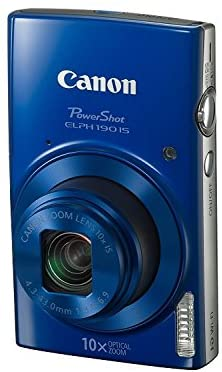 3. Canon PowerShot ELPH 190 Digital Camera w