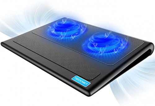 3.TECKNET Laptop Cooling Pad