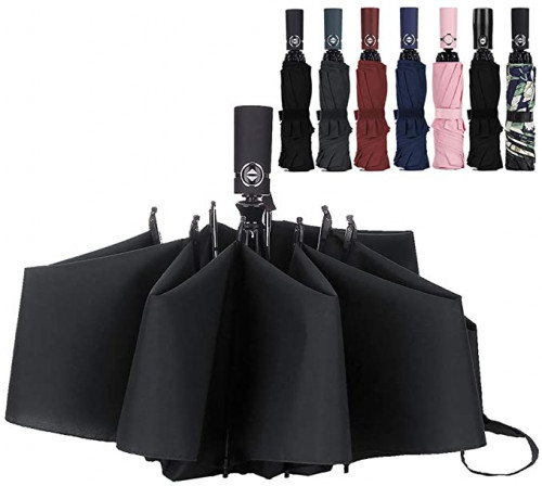 3.Umbrella Windproof Travel Umbrella