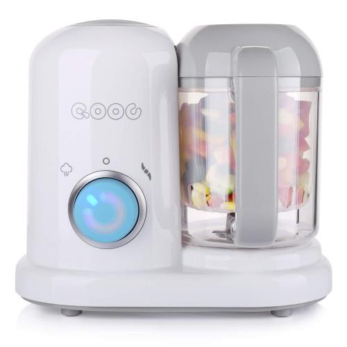 # 4 - QOOC 4-in-1 Mini Baby Food Maker
