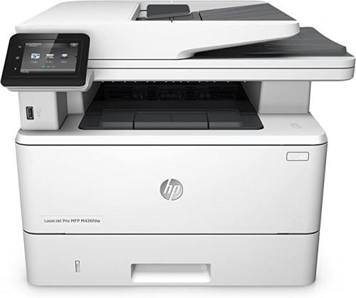 4. HP LaserJet Pro M426fdw Wireless Laser Printer