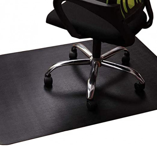 4. Office Chair Mat for Hardwood and Tile Floor