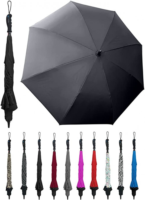 4.BETTERBRELLA Wind-Proof