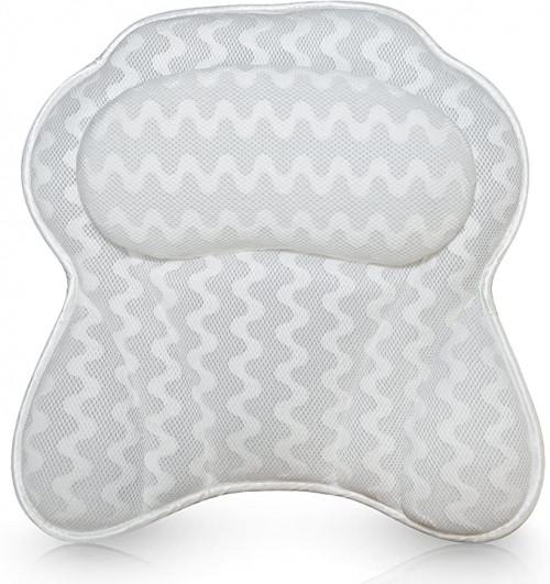 5. Bath Haven Luxurious Bath Pillow for Women & Men