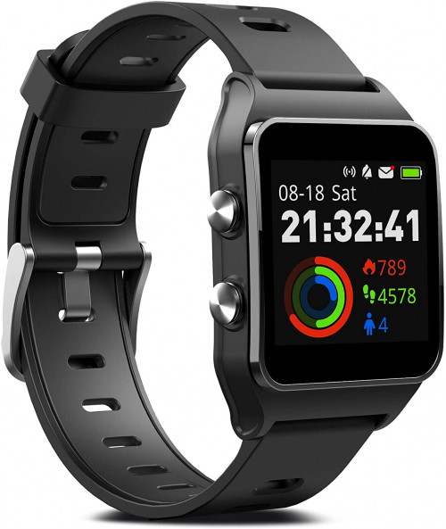 5. FITVII GPS Smartwatch