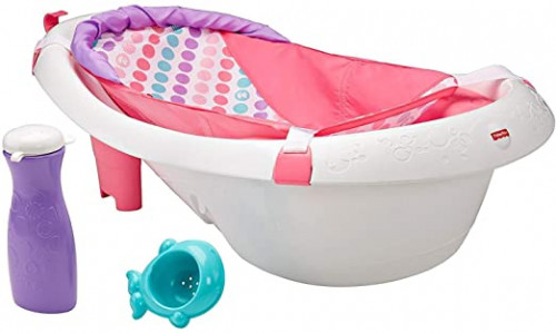 5. Fisher-Price 4-in-1 Sling Seat Tub