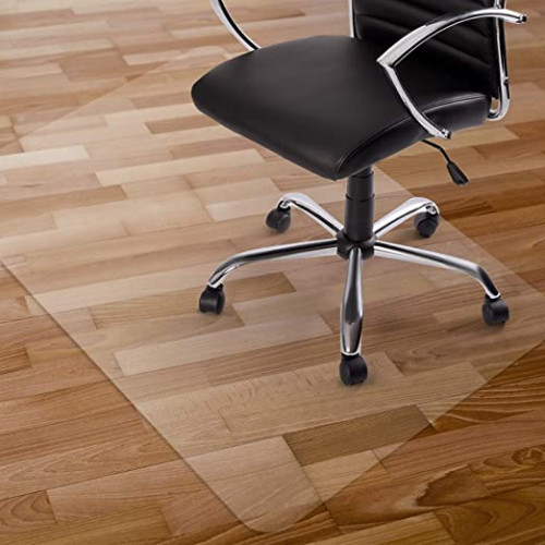 5. Kuyal Clear Chair Mat