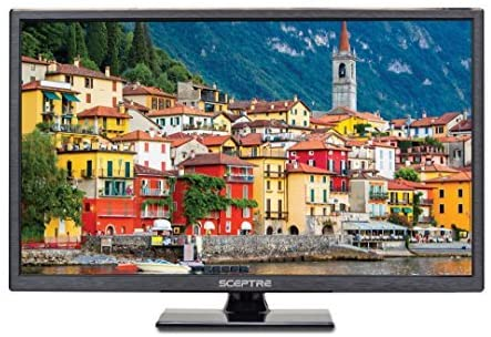 5. Sceptre 24-Inch LED HDTV E246BV-SR HDMI With USB & True Black