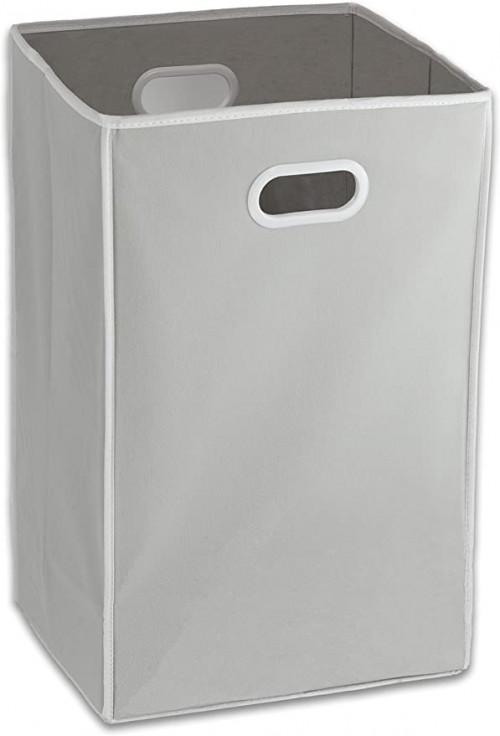 5. Simple Houseware Laundry Hamper Basket
